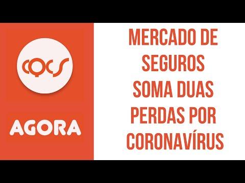 Imagem post: Mercado de Seguros soma duas perdas por Coronavírus