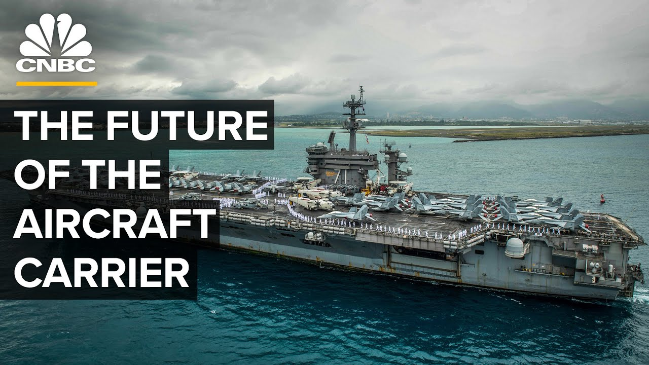 The Future Of The Aircraft Carrier