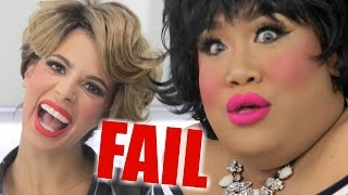 DIY Homemade Dips FAIL | Brenda and Shirley Show width=