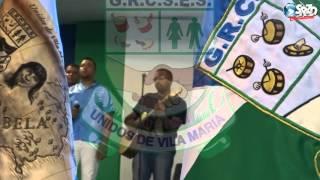 Festa de lançamento enredo 2017 - Unidos de Vila Maria
