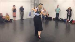 TANGO SOUL TEACHING Milonga Fundamentals with Bryant & Faye Lopez 2014