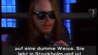 Entombed Interview, ca. 1992