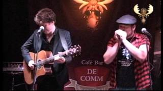 The Damned and Dirty - I ain't sleeping alone - Live in bluesmoose cafe