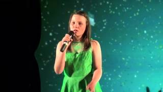 ONE BIG FAMILY - Temple Cloud cover version performed at TeenStar