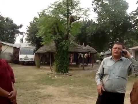 Jatil Bhantejyu at Buddha Pariyatti Uday Bihar Shankar Nagar Rupandehi Nepal Nov 2011