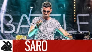 SARO | BILLIE JEAN (Beatbox Remix) | Live At World Beatbox Camp 2017 | WBC X FPDC