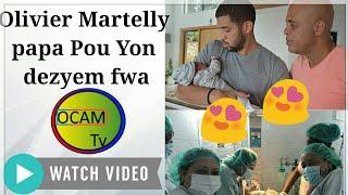Olivier Martelly papa Pou Yon dezyem fwa - video 2017