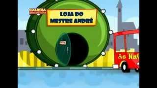 Mestre André - DVD - Galinha Pintadinha 2