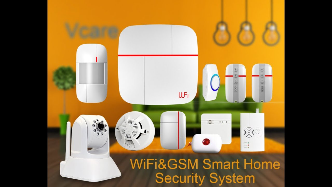 Wireless Home Security Camera Systems Rock Hill NY