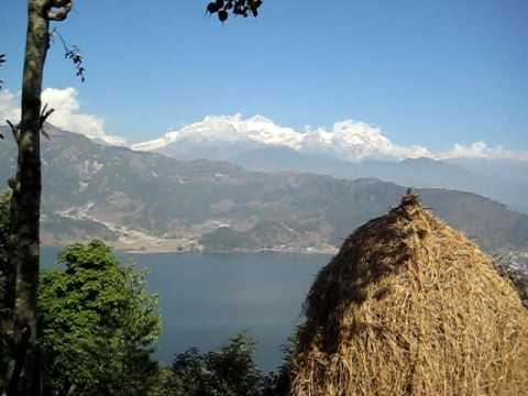 Nepal-Annapurna View