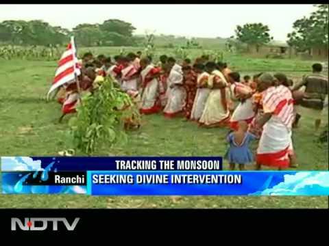 Adivasis seek divine intervention for rain