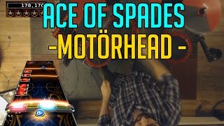 [RB4 Rewind] Motorhead - Ace Of Spades - 99% GS Expert Pro Drums