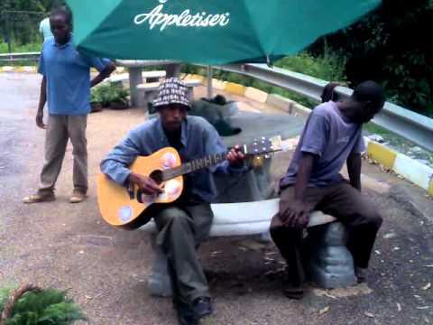 Elvis Presley of Magoebaskloof, South Africa