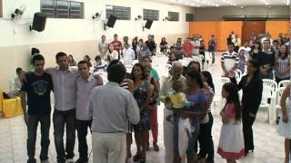 Ministério Vinde a Cristo- Oração de Entrega Pr. José Roberto (12-06-11)