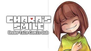 Chara's Smile (Undertale Comic Dub)