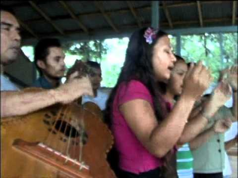 Misa en Coyolar, El Tuma, Nicaragua