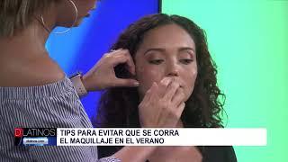 Consejos para evitar que se corra el maquillaje en Verano