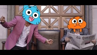 Gumball Sing Uptown Funk by Bruno Mars [Official Gumball Video]
