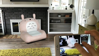 Augmented Reality Shopping by Apollo Box