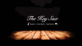 Paradise - Coldplay cover saxo piano | The Key Sax
