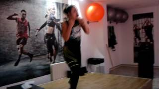 Tribal dance i Body combat