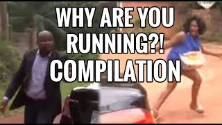 Why Are You Running? Meme Compilation (Jay Rich Edits)