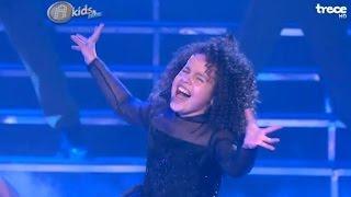 Nicole Gatti - I Knew You Were Trouble - (GRAN FINAL) | Academia Kids lala 2
