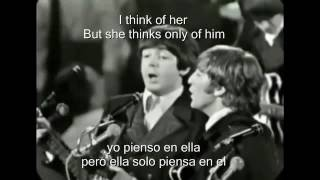 The Beatles   Baby's in Black Live Sub Español   Ingles