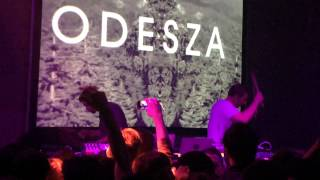 ODESZA - Memories That You Call - Live Spring Attitude Waves / Outdoor Festival - Rome 2014