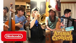 Animal Crossing: New Horizons Musicians Virtually Perform the Theme Song Together
