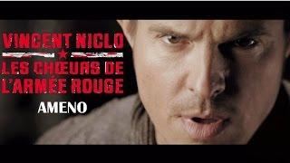 AMENO   VINCENT NICLO & LES CHOEURS DE L'ARMEE ROUGE (clip officiel)