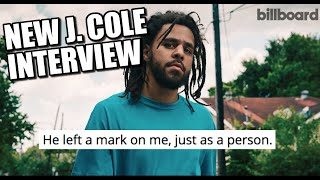 J. Cole Addresses Relationship with X In NEW Interview