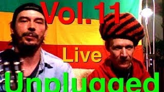 NEW ROOTS REGGAE MUSIC LIVE 2013 - BEST ACOUSTIC GUITAR REGGAE SONGS (UNPLUGGED Tunes Vol.11)