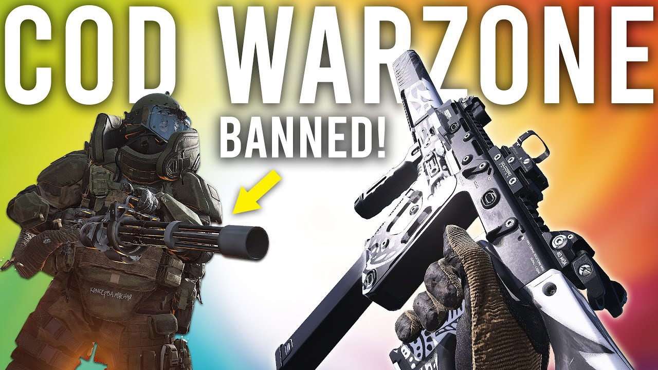 jackfrags - Call of Duty Warzone - Should this be Banned?