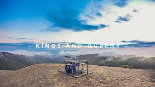 Teaser - 30 Seconds to Mars - Kings and Queens - Drum Cover by Thiago Ferraz