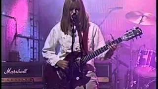 The Juliana Hatfield 3 - 'My Sister' live on Conan, 1993-09-30