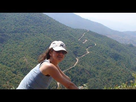 Shivapuri Mountain Biking, Nepal. Episode 11-1min SD