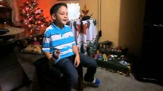 jeanpis cantando el colibri navideño