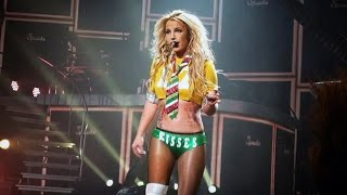 Britney Spears - I Love Rock 'N' Roll Live Opening Night (Piece Of Me Show 2.0)
