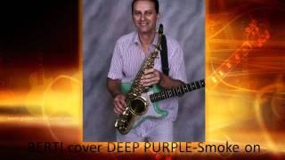 BERTI cover DEEP PURPLE Smoke on the water