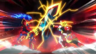 Beyblade Burst Chouzetsu/Turbo Episode 44「AMV」- Aiga vs Xhan