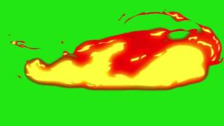 FIRE TRANSITION-Trancision De Fuego/Chroma Key Para Kinemaster,ETC