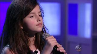 Angelina Jordan  Fly Me To The Moon Frank Sinatra