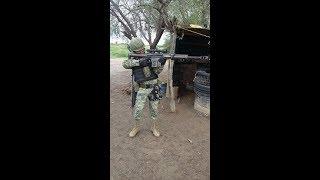 RAP MILITAR//EL CHOLO /51 B.I -MR TYSON