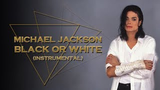 Michael Jackson - Black Or White (Alternative Instrumental)