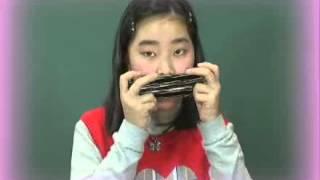 [뮤직필드] 미뉴에트(베토벤) - 이현주-하모니카