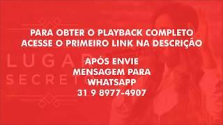 Lugar Secreto - Gabriela Rocha  - Playback