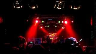 Asking Alexandria - Not the American Average - LIVE Berlin 2012