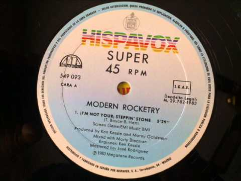 Stepping Stone de Modern Rocketry Letra y Video