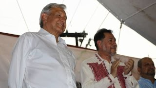 Gerardo Fernández Noroña se une a Amlo para derrotar al PRI